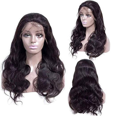 (OVER $48 Free Shipping Today)--Natural sexy Brazilian raw human hair