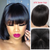 New Arrvial-Silk Base Top Bob Wig With Fringe
