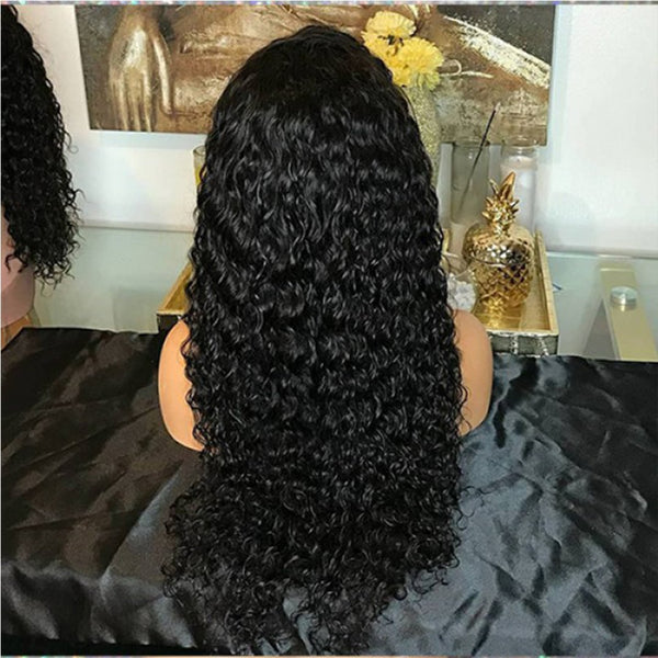 Best One Wet And Curly Lace Wig