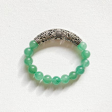 Load image into Gallery viewer, Horseshoe // Aventurine Bracelet