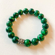 Load image into Gallery viewer, Verdant // Malachite Bracelet