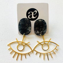 Load image into Gallery viewer, Eye Candy // Acrylic Earrings