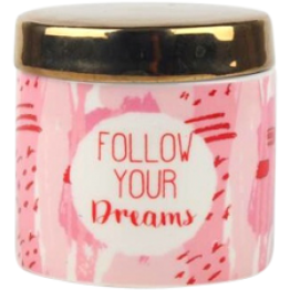 Follow your dreams Canister UH18481