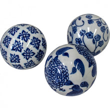 Load image into Gallery viewer, Ceramic Blue Balls