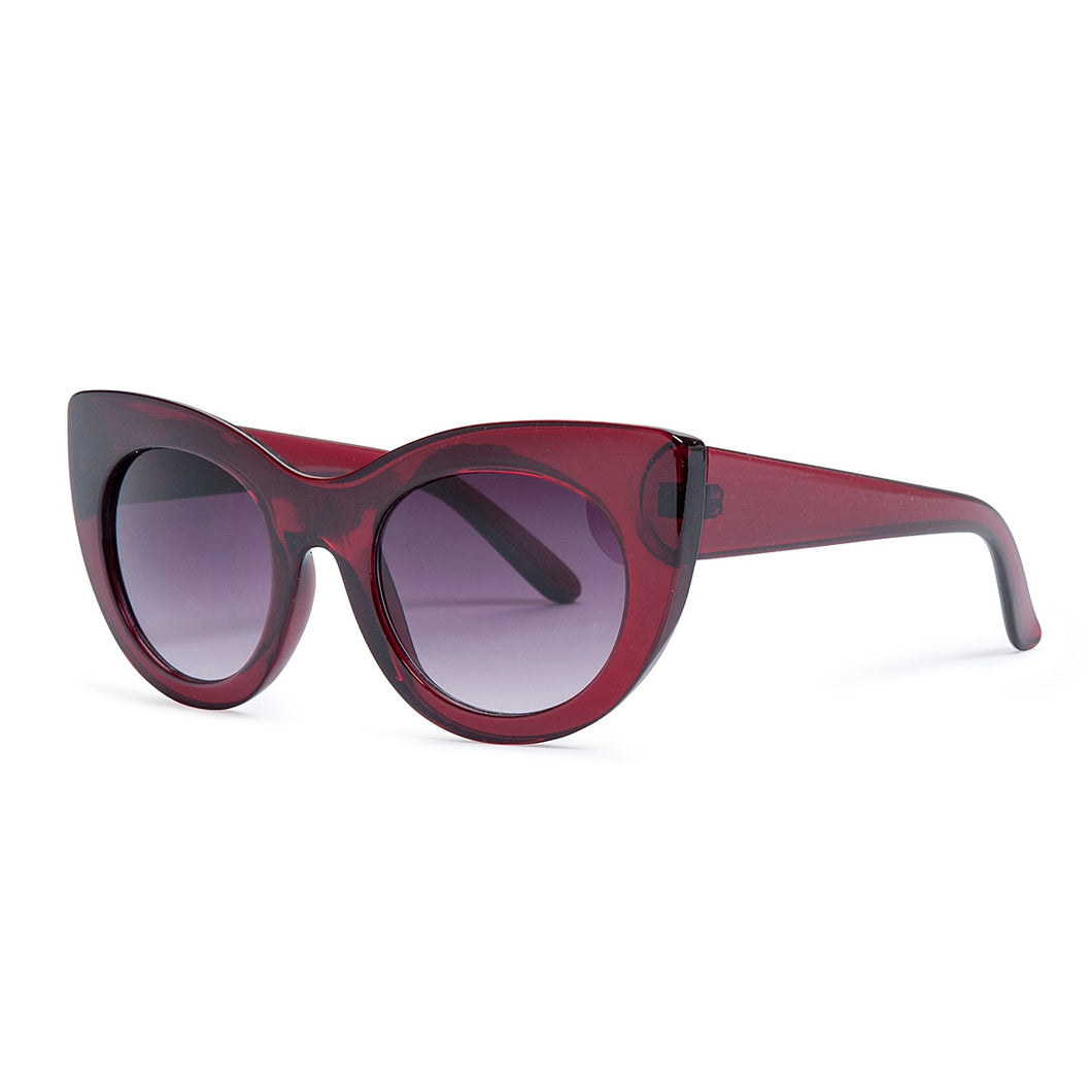 Sunglass Wild Free Red