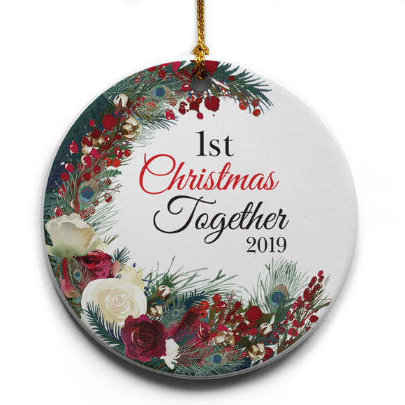 1st Christmas Together 2019