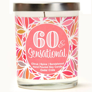 """60 and Sensational"" 