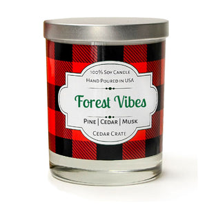 """Forest Vibes"" 