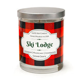 """Ski Lodge"" 