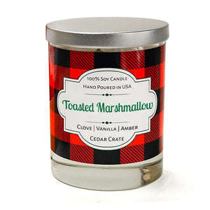 """Toasted Marshmallow"" 