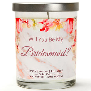 """Will You Be My Bridesmaid?"" 