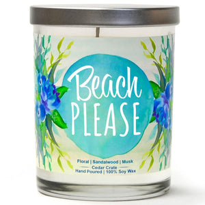 """Beach Please"" 
