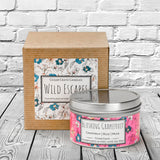 Wild Escapes | Blushing Grapefruit | 100% Soy Wax Candle