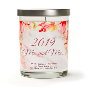 """Mr. and Mrs. 2019"" 