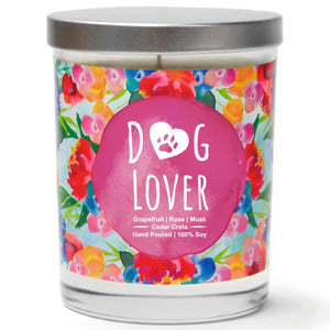 """Dog Lover"" 