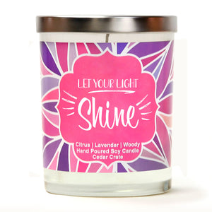 """Let Your Light Shine"" 