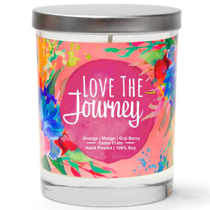 """Love The Journey"" 