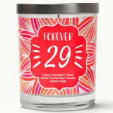 """Forever 29"" 