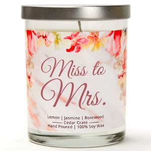 """Miss to Mrs."" 
