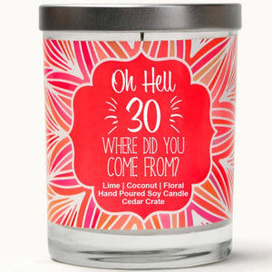 """Oh Hell 30, Where Did You Come From?"" 