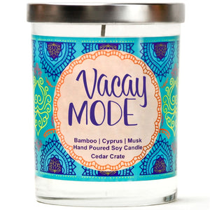 """Vacay Mode"" 