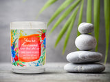 """You're Awesome Keep That Shit Up"" 