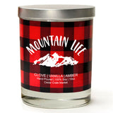 Mountain Life |  Toasted Marshmallow | 100% Soy Wax Candle