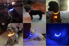 Load image into Gallery viewer, Glowing LED Collar