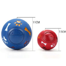 Load image into Gallery viewer, Rubber Ball & Treat Dispenser