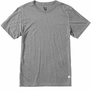 Tuvalu Tee | Heather Grey