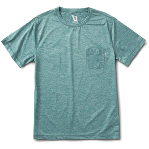 Tradewind Performance Tee | Palm Heather