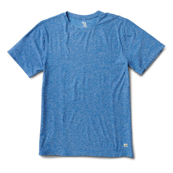 Strato Tech Tee | Ocean Heather
