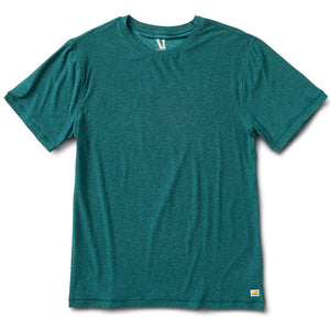 Strato Tech Tee | Palm Heather
