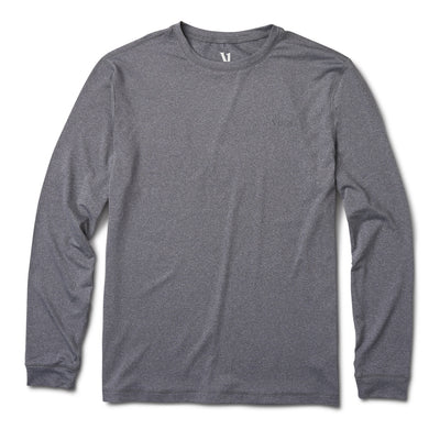 Watermans Long-Sleeve Tee | Heather Grey