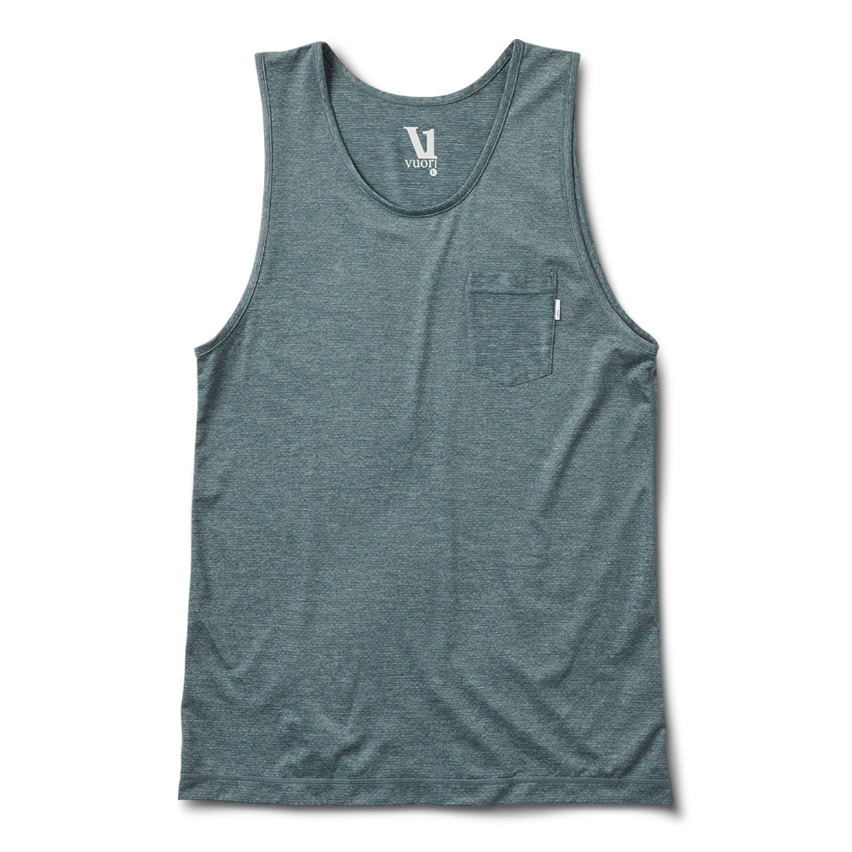 Tradewind Performance Tank | Canyon Heather