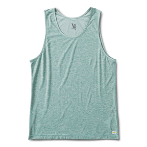 Strato Tech Tank | Aloe Heather