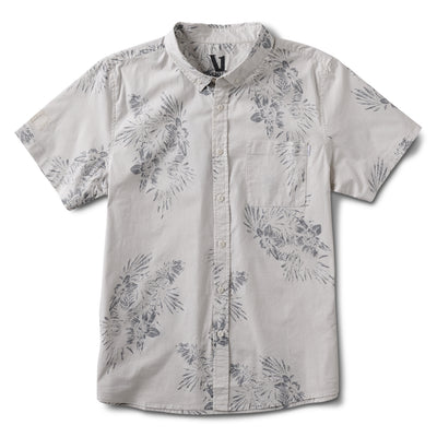 Crest Short Sleeve Button-Down | Salt Vintage Floral