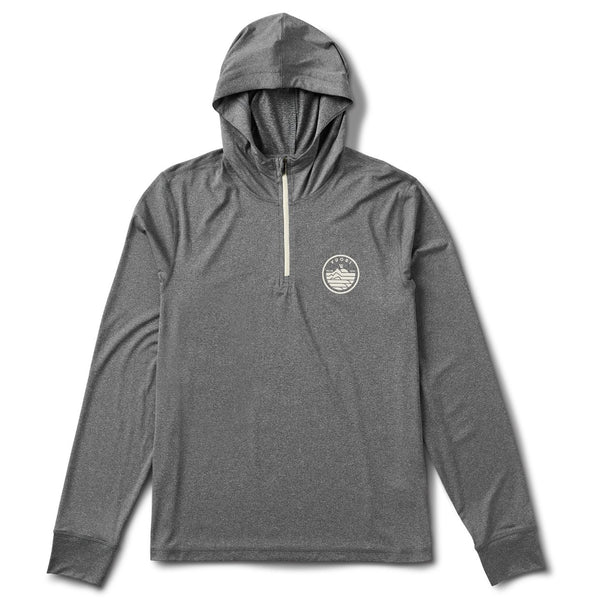 Uluwatu Water Hoodie | Charcoal Heather