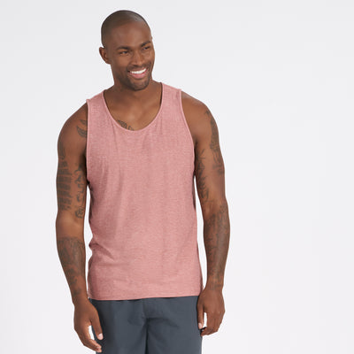 Strato Tech Tank | Redwood Heather