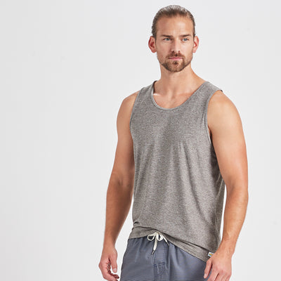 Strato Tech Tank | Heather Grey