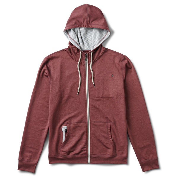 Movement Hoodie | Fig Heather