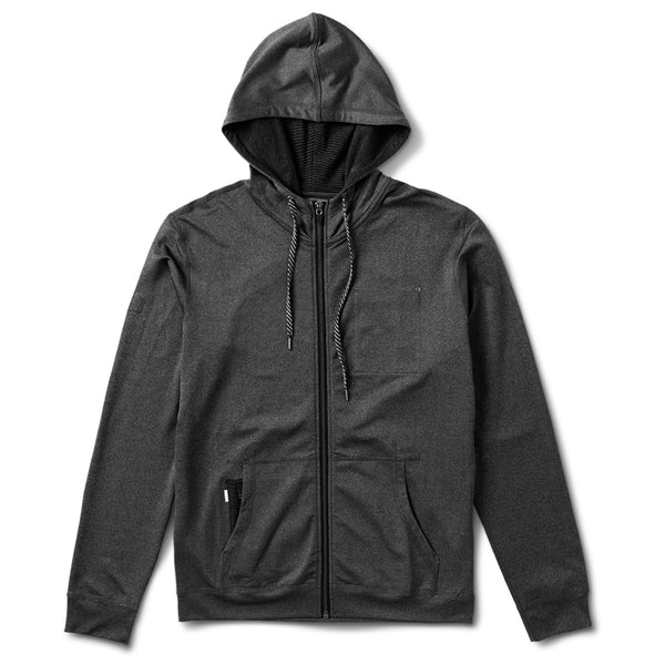 Movement Hoodie | Black Heather