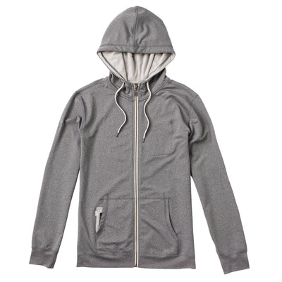 Movement Hoodie | Heather Grey