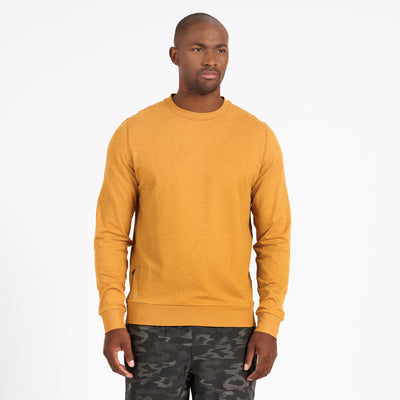 Ponto Performance Crew | Flax Heather