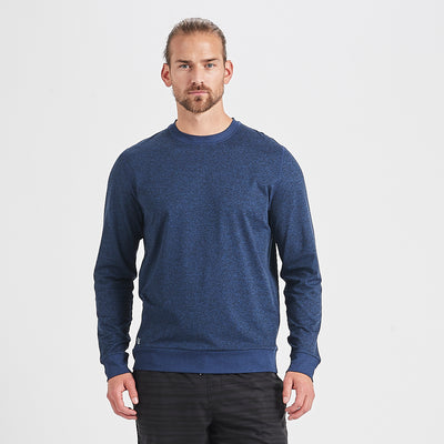 Ponto Performance Crew | Navy Heather