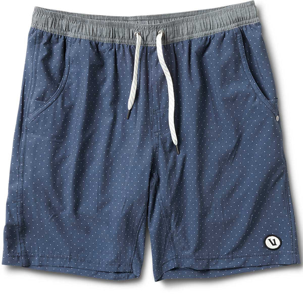 Kore Short | Navy Micro Dot