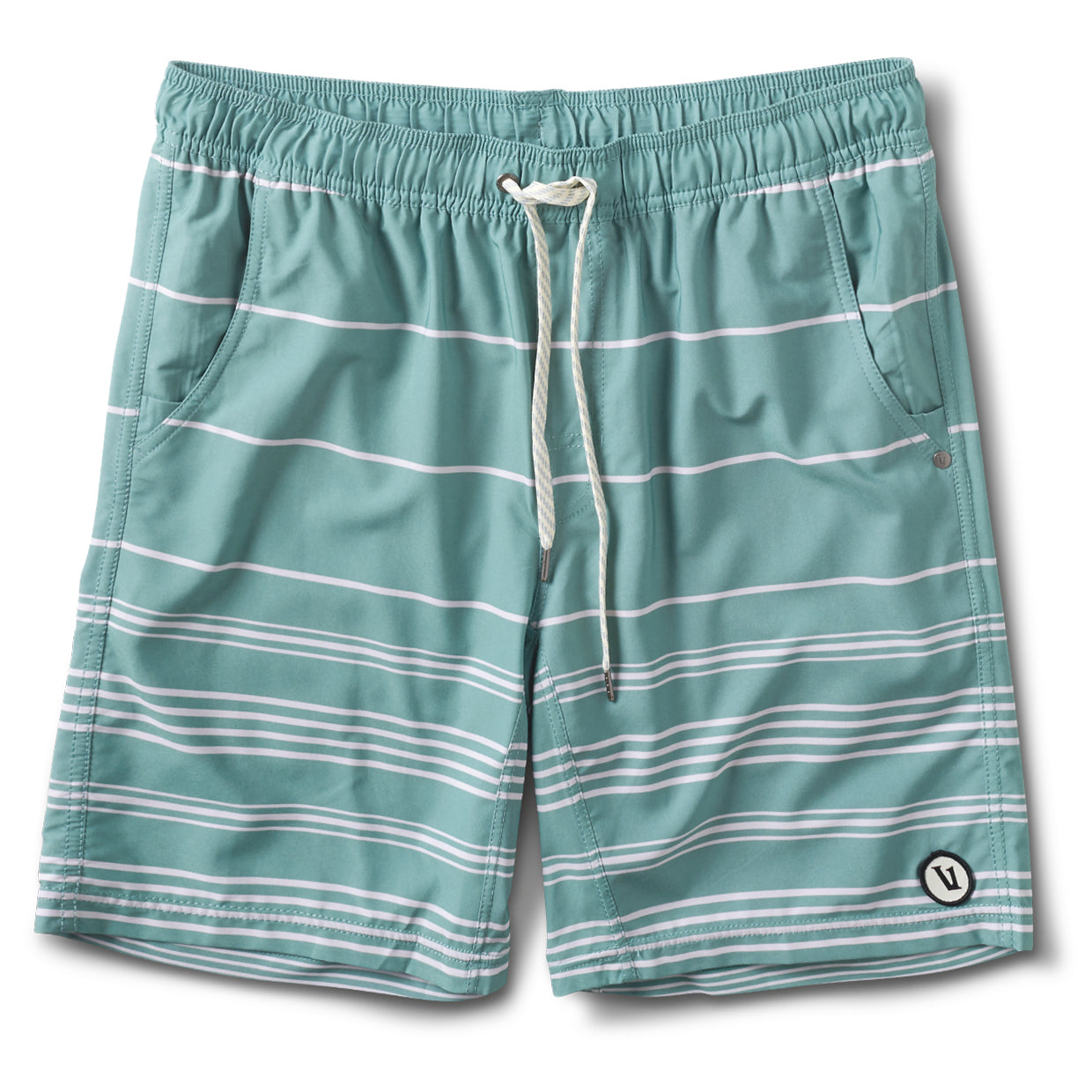 Kore Short | Aloe Stripe