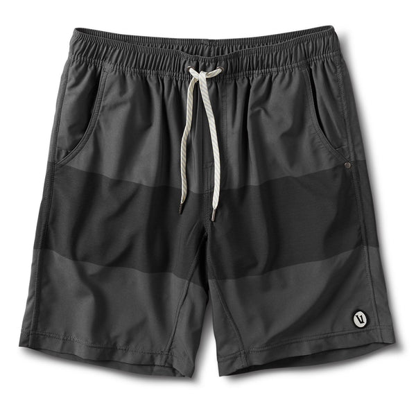 Kore Short | Charcoal Texture Block