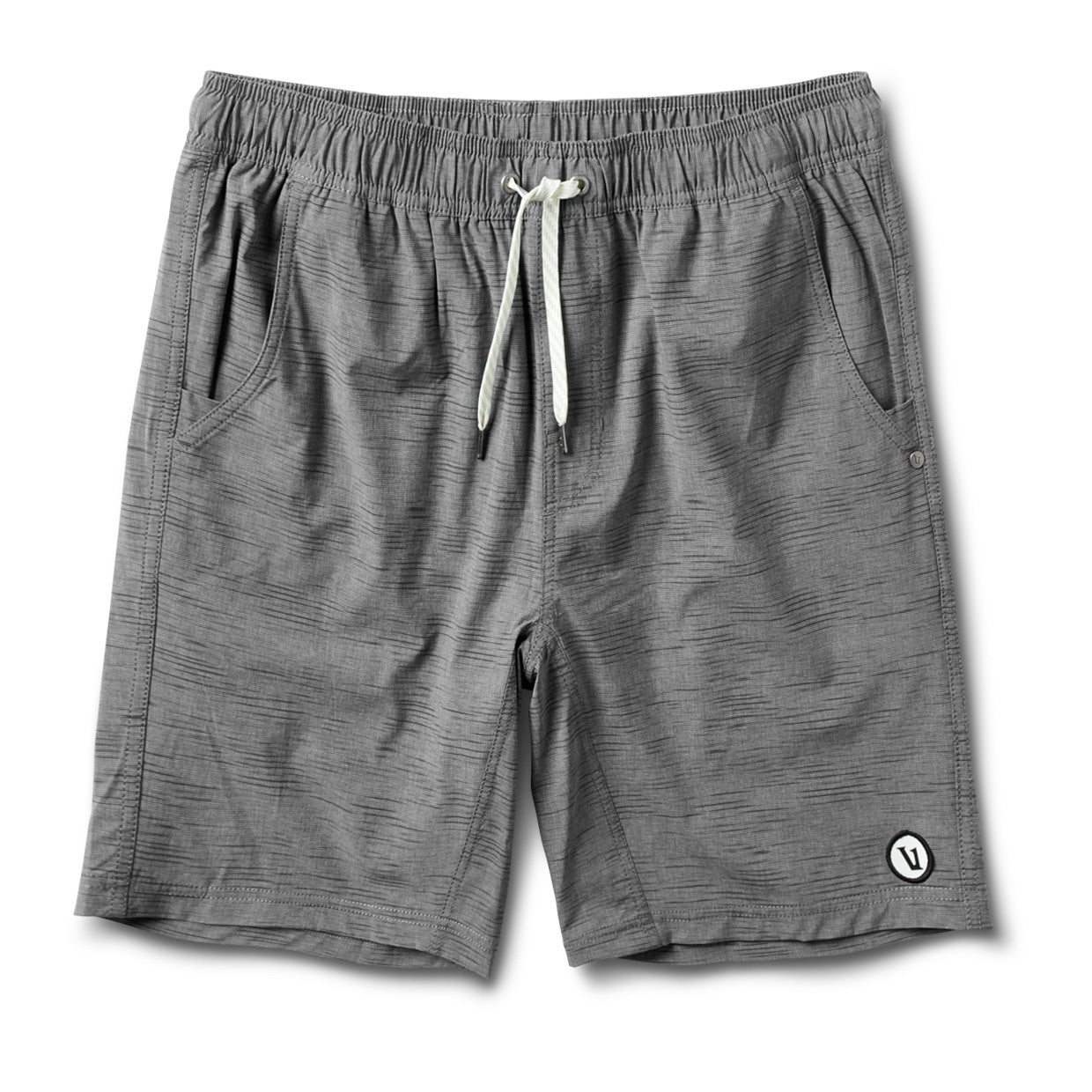 Kore Short | Charcoal Space Dye