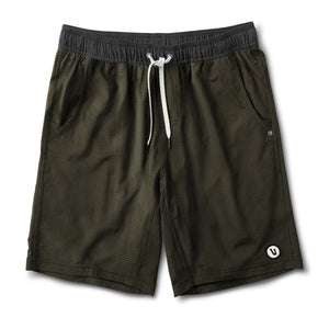 Kore Short | Evergreen Black Stripe